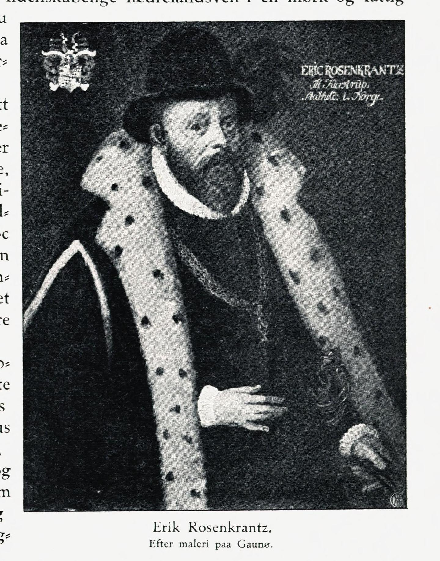 Erik Rosenkrantz