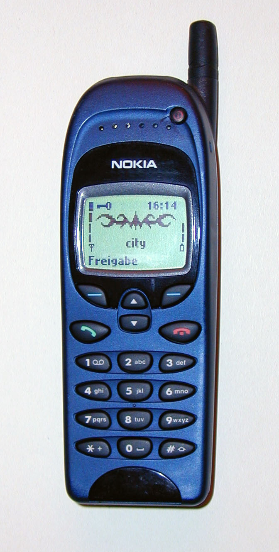 File:Nokia 6110 Mobil Telefon.jpg - Wikimedia Commons