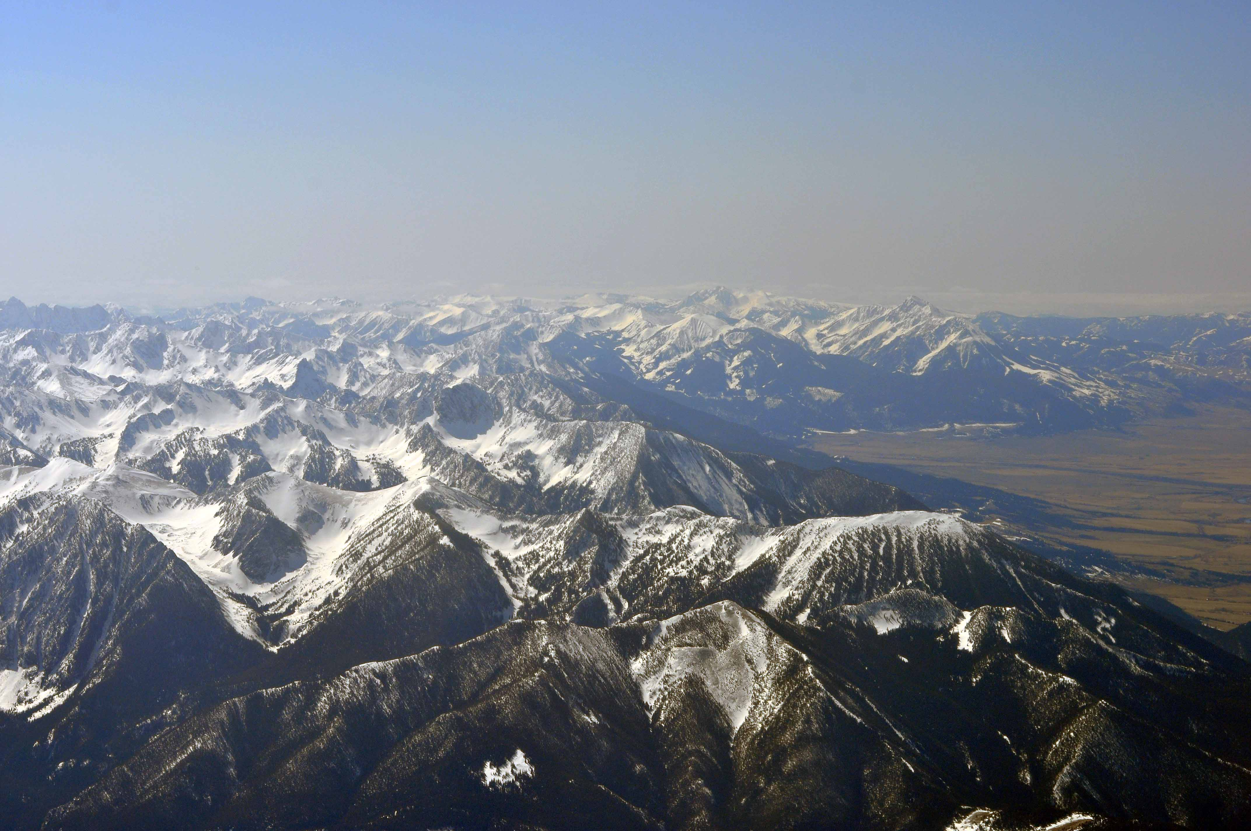 List of mountain ranges in Montana - Wikipedia