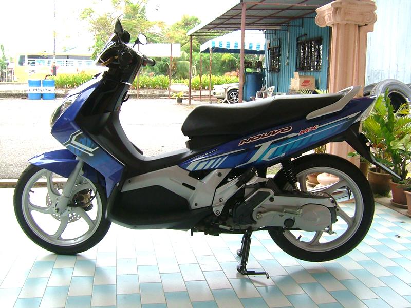 Yamaha Nouvo Lc Review