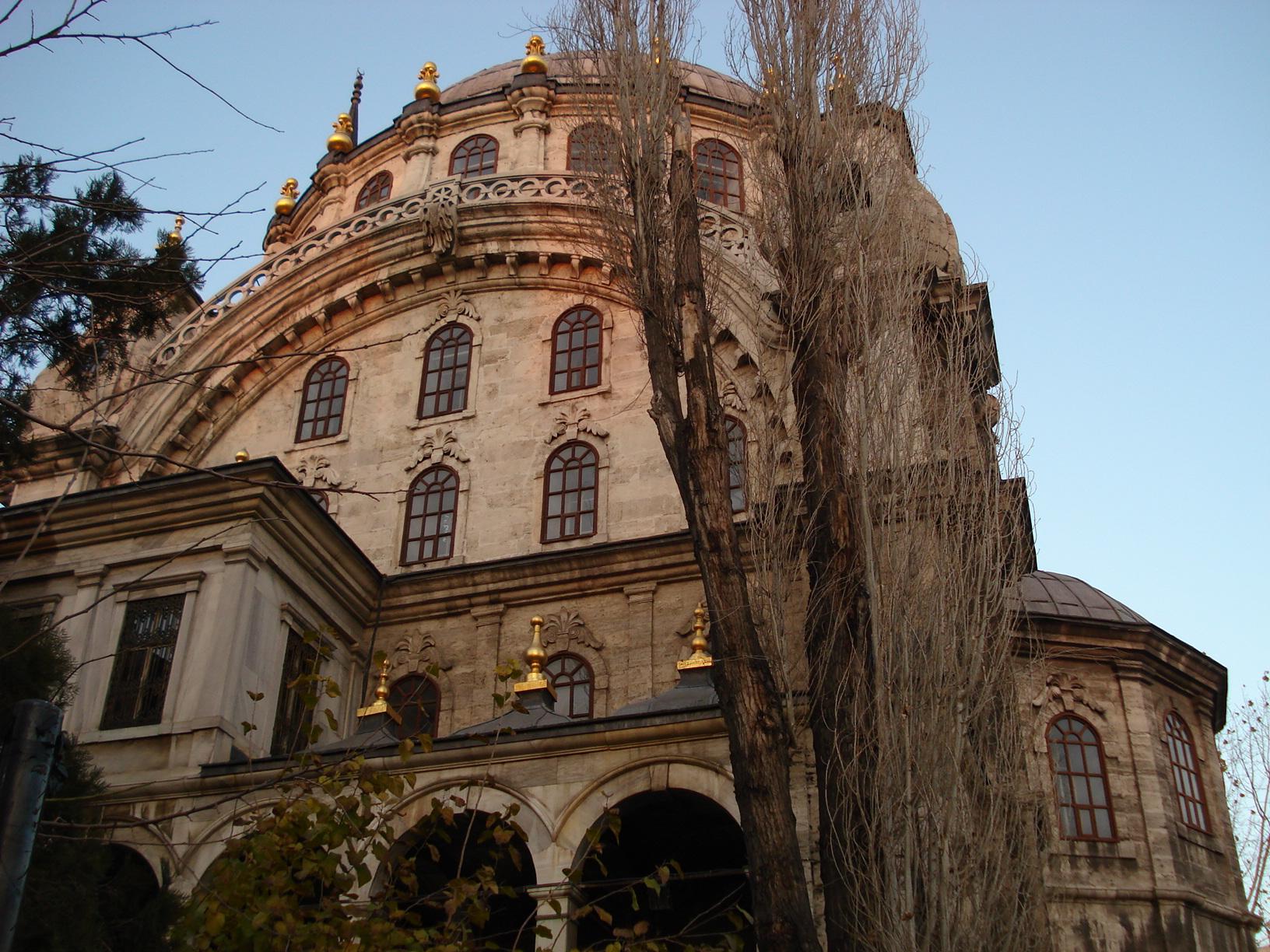 Nusretiye Camii - �STANBUL-Tophane Resimleri-Bilgileri