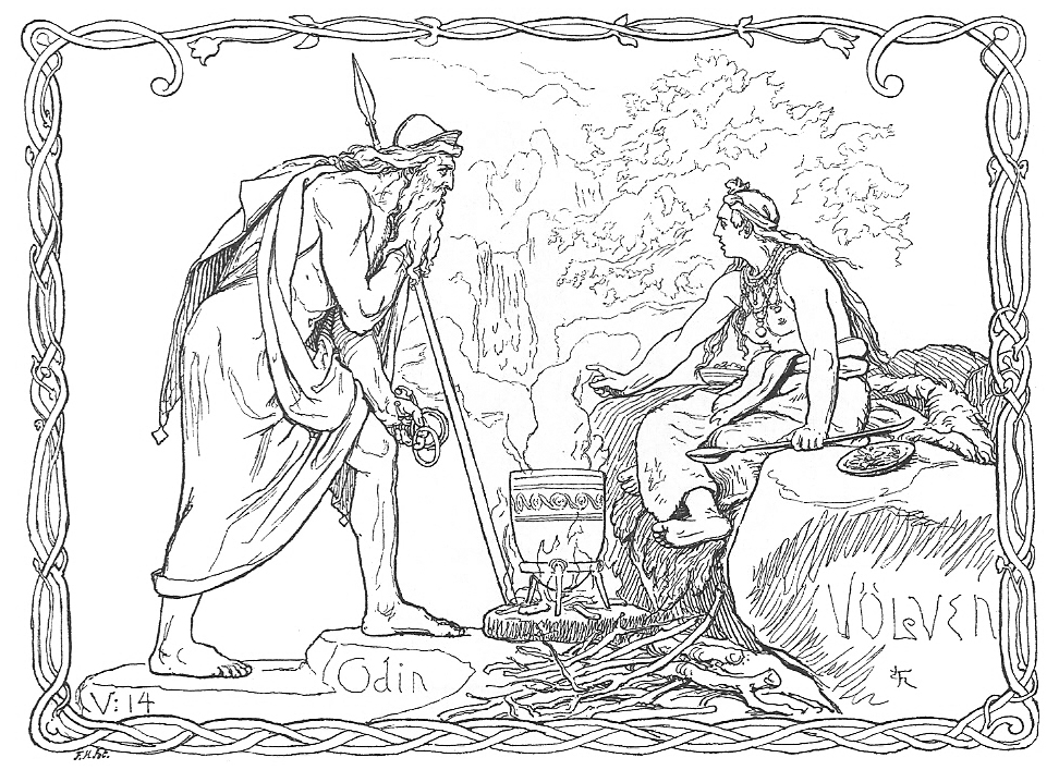 Norse Mythology Wikipedia