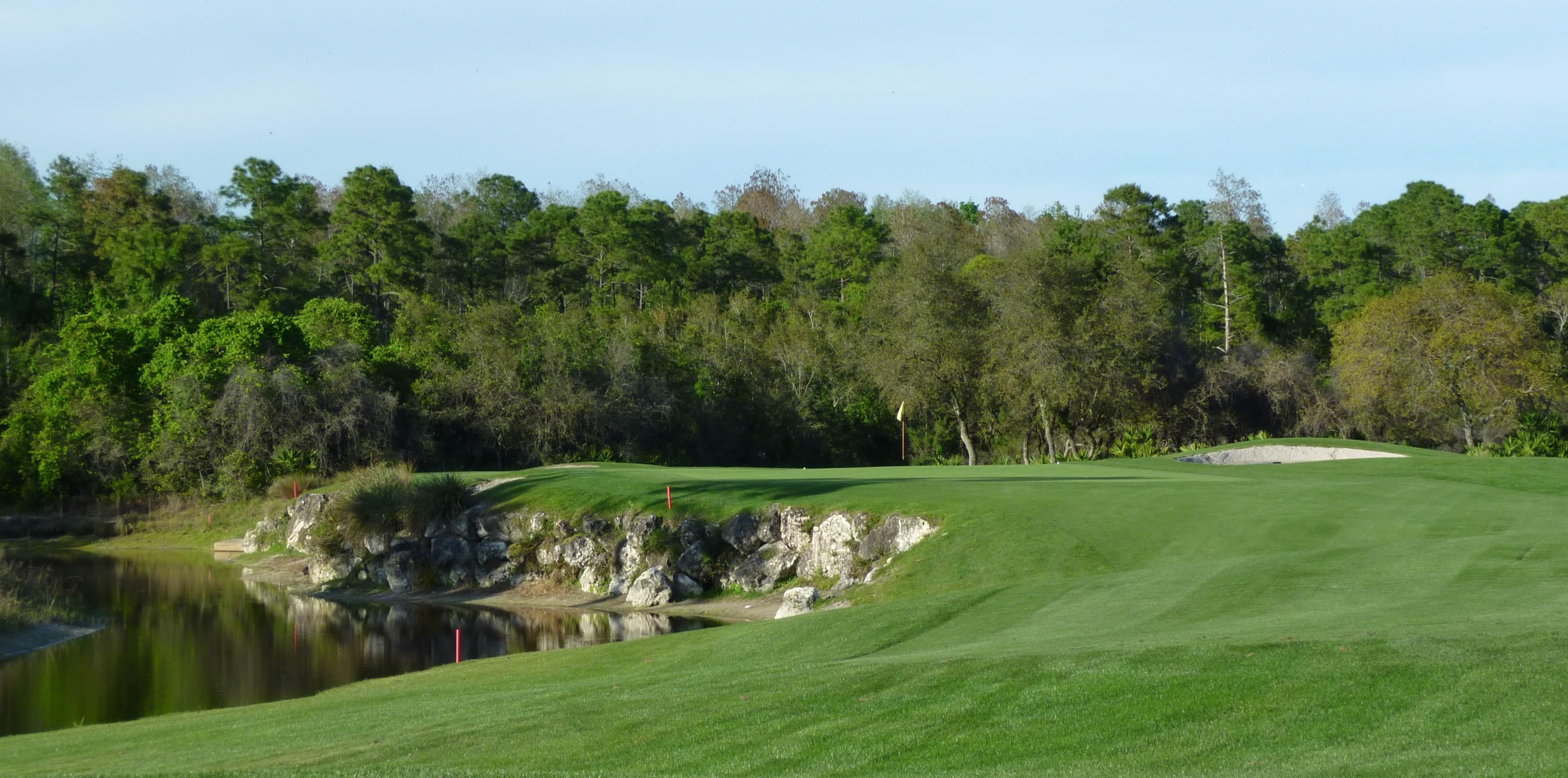 Orange Lake Golf Course Villas
