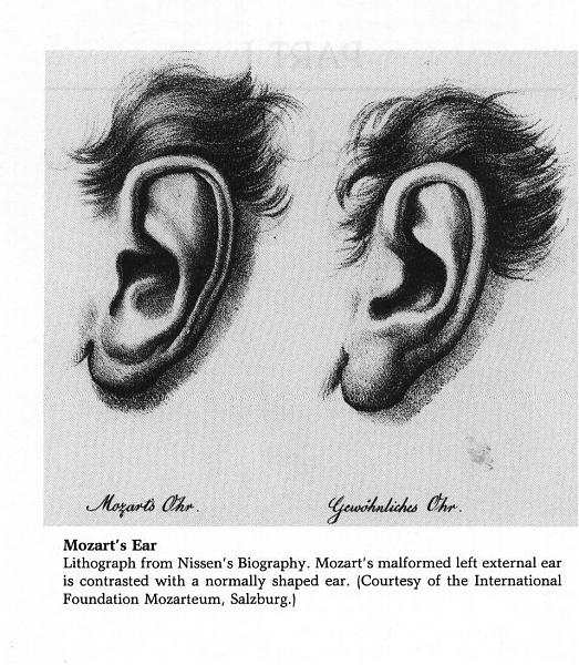 La oreja de Mozart