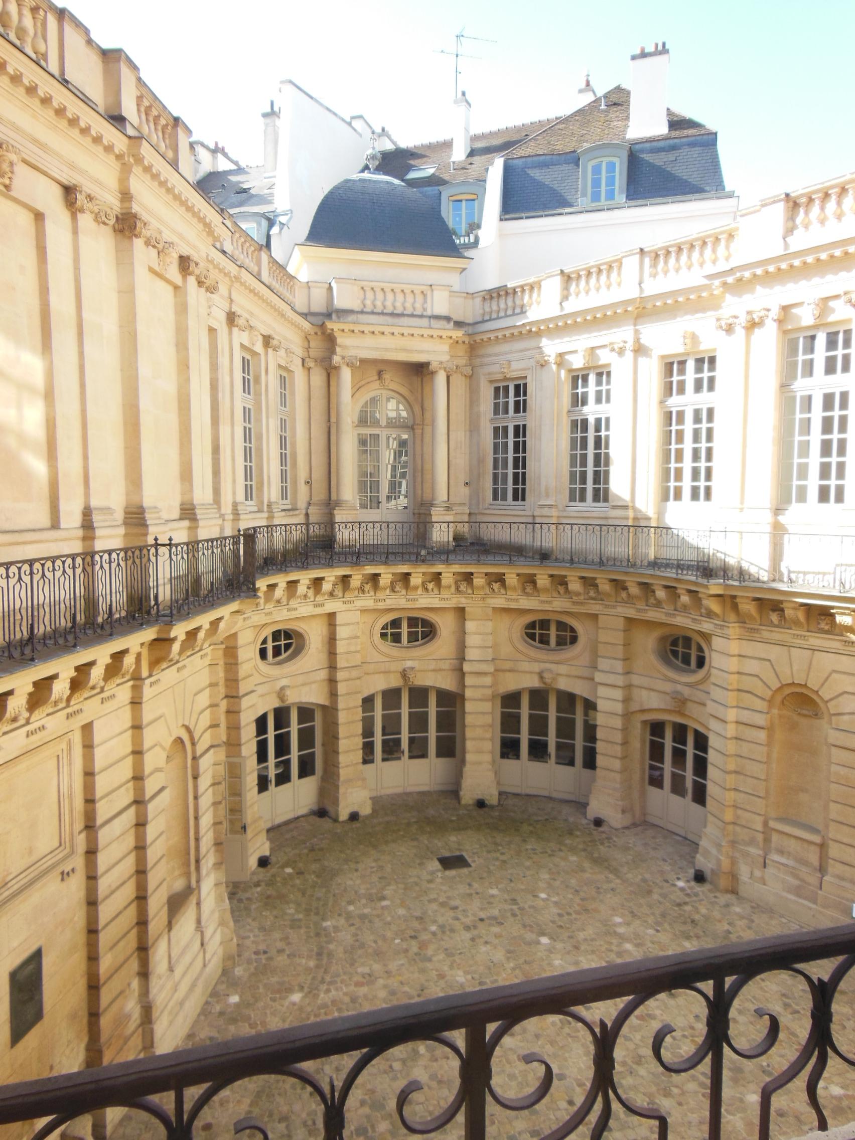 File Paris Hôtel De Beauvais Xvii Siècle Jpg