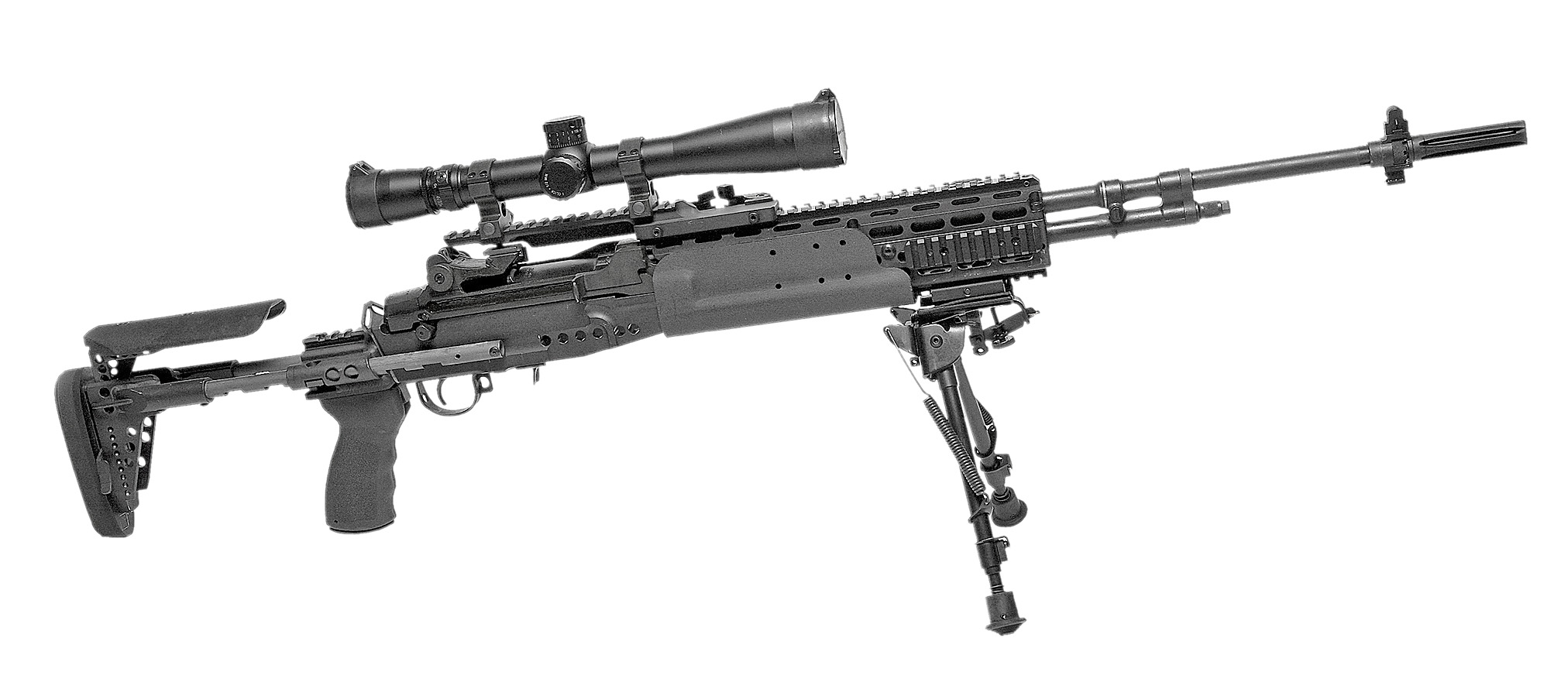 Mk 14 Enhanced Battle Rifle - Wikipedia