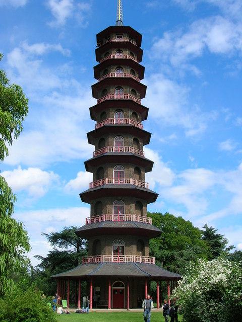Pagoda, Kew Gardens - geograph.org.uk - 504478.jpg