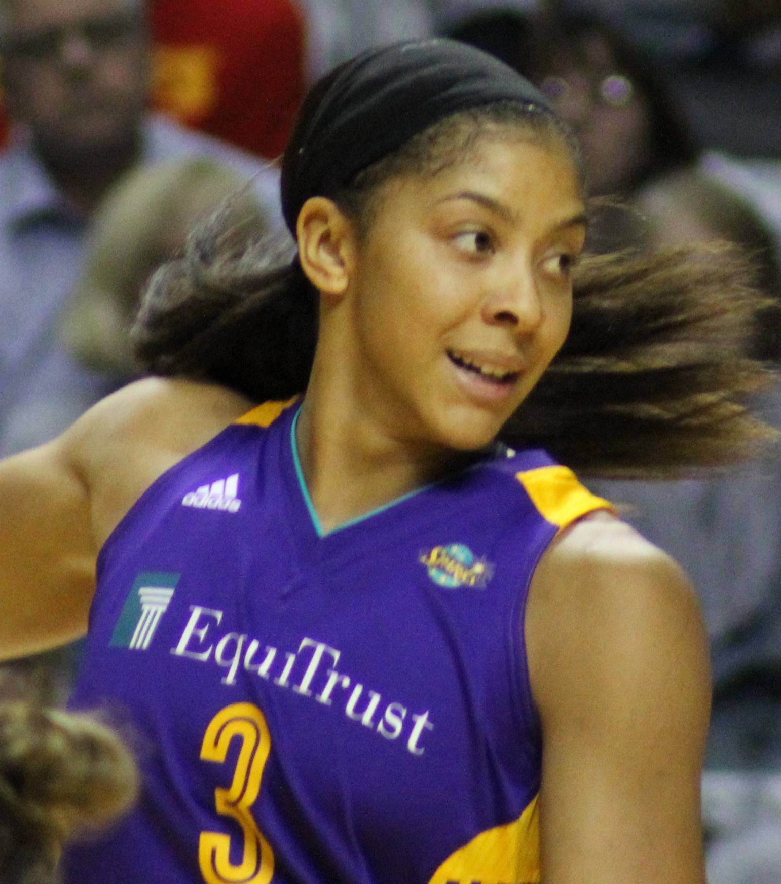 f4bd229ae0c3d7 Candace Parker - Wikipedia
