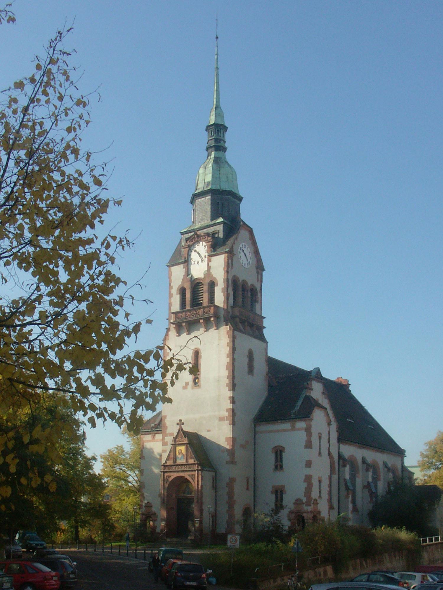 Paul Gerhard Kirche