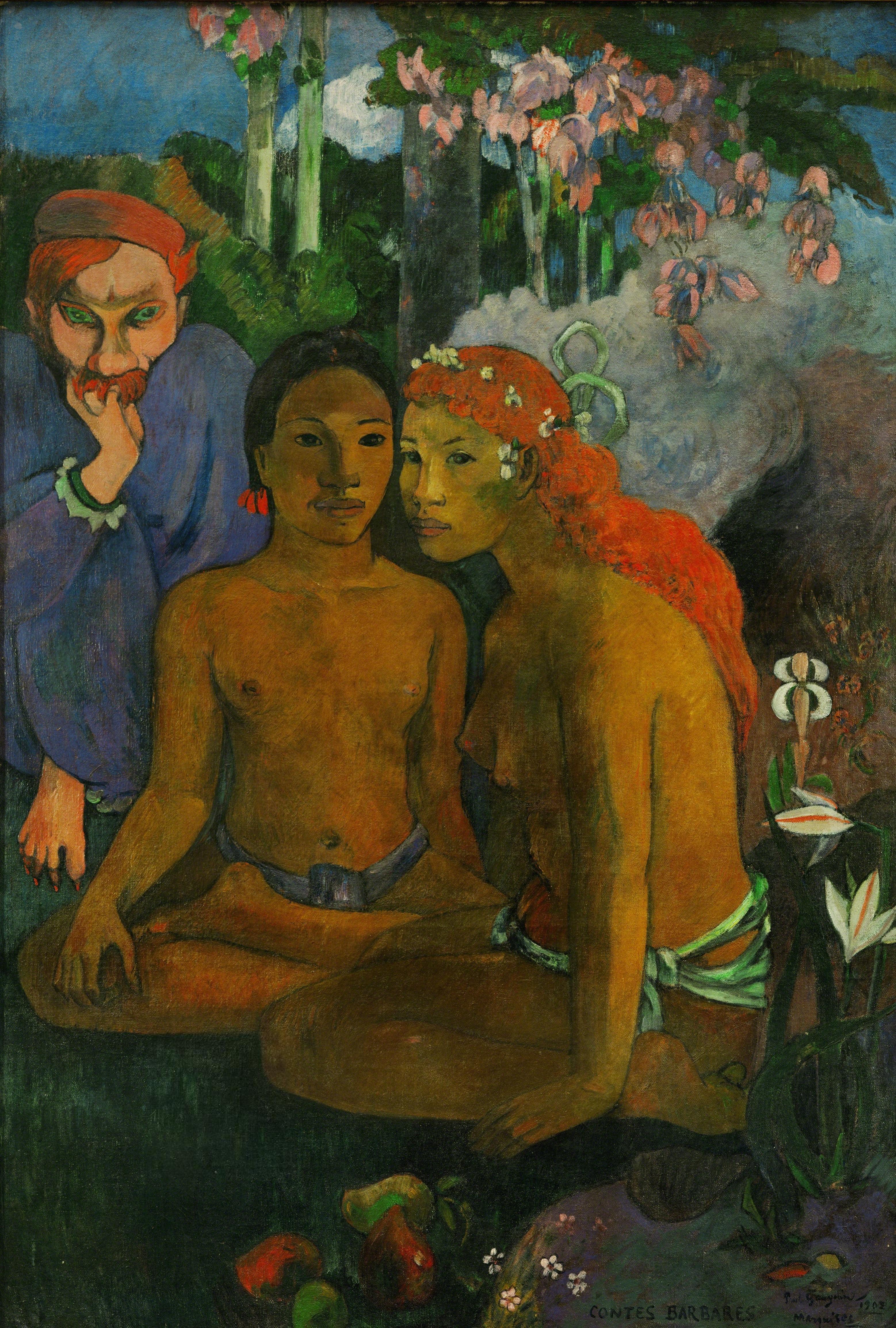 https://upload.wikimedia.org/wikipedia/commons/7/7f/Paul_Gauguin_-_Contes_barbares_%281902%29.jpg