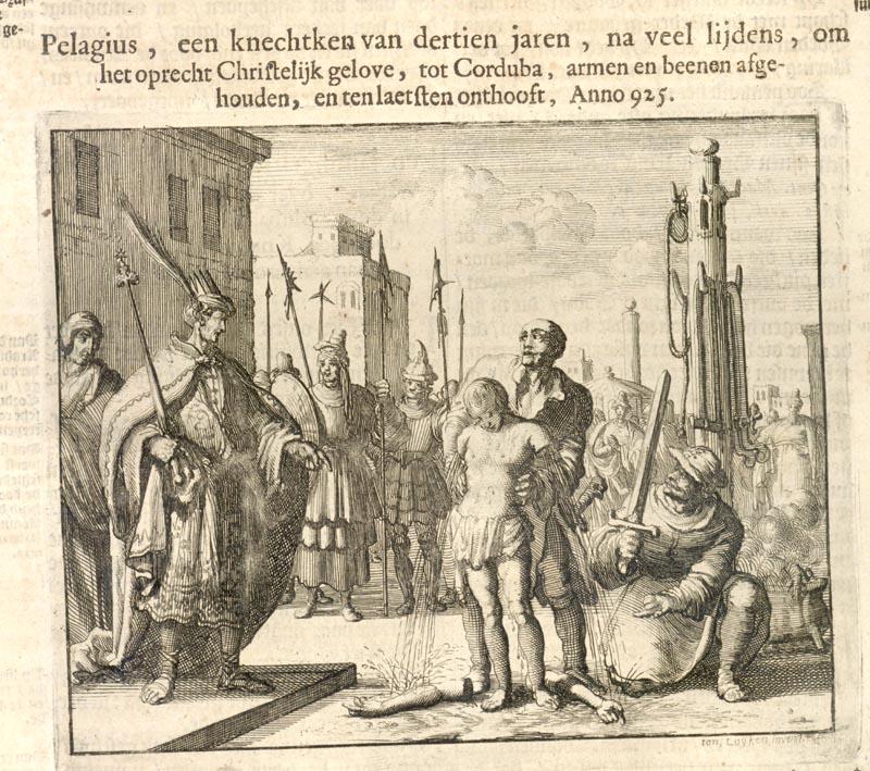 Pelagius of Córdoba