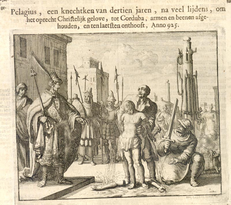 Pelagius of Córdoba - Wikipedia