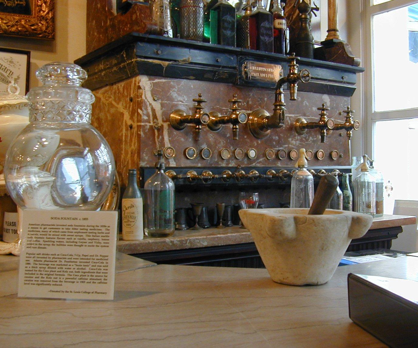 Old Fashioned Chemist Bristol Or Bath Area