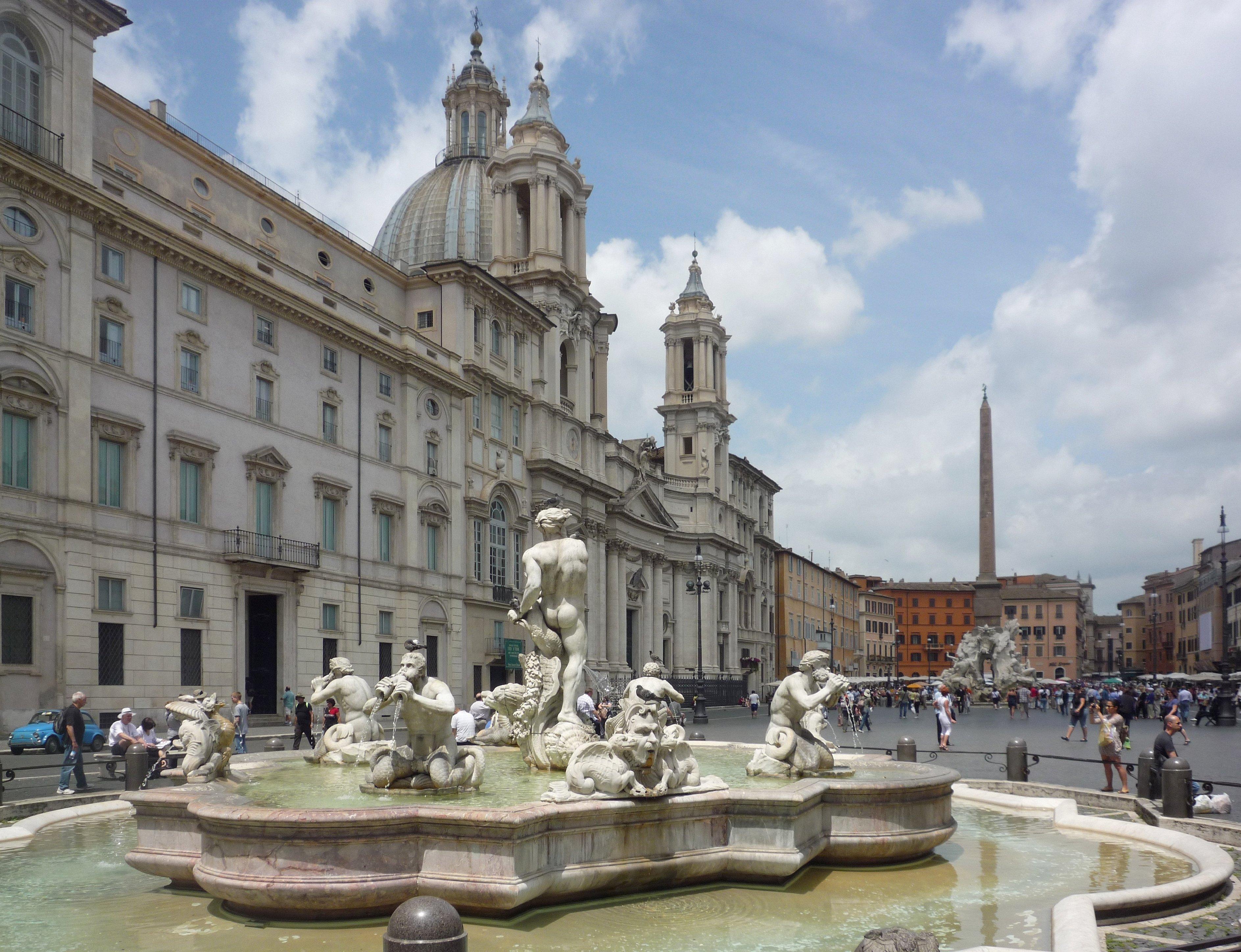 Hotel A Roma Piazza Navona
