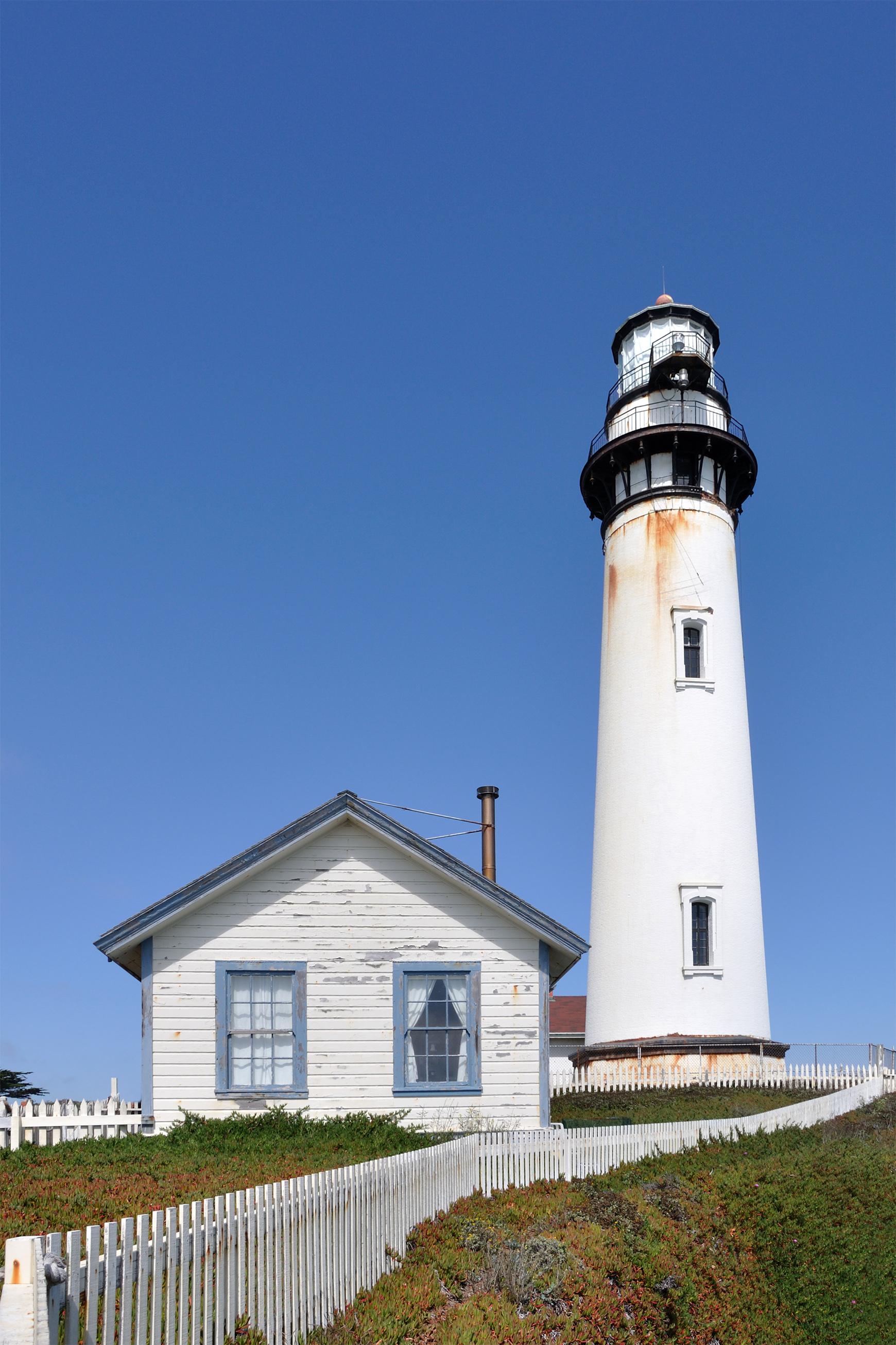 Pigeon Point Light Station State Historic Park - 210 ...