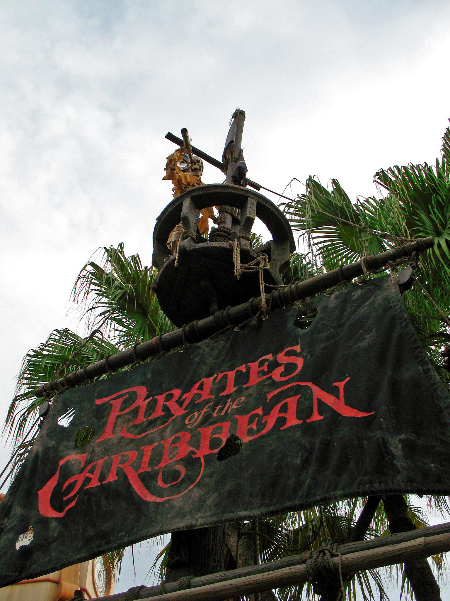 Pirati Dei Caraibi Ai Confini Del Mondo Wikiquote