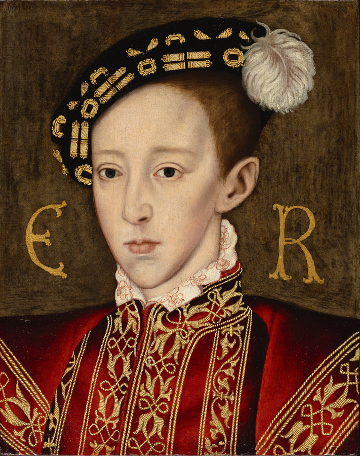 In 1547 on this day Edward VI of England was crowned King of England at Westminster Abbey.