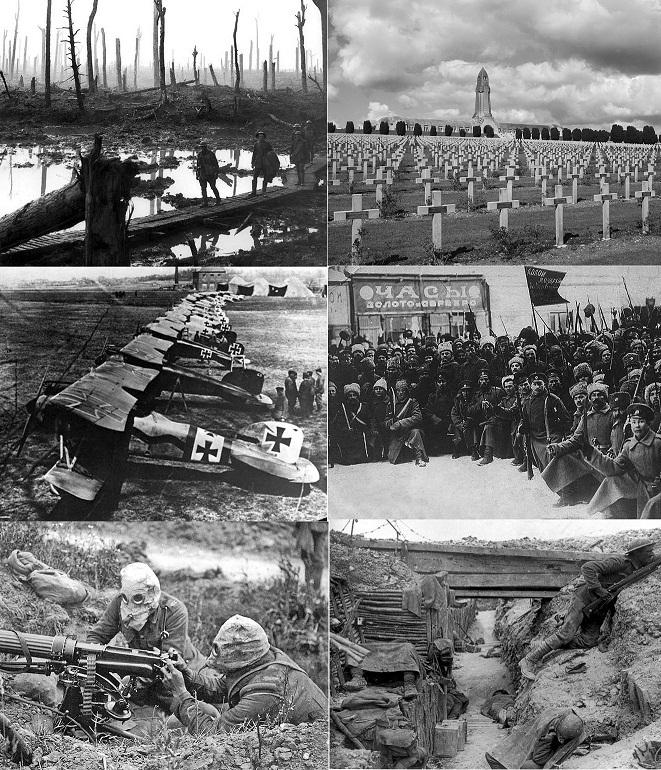 Primera Guerra Mundial Wikipedia La Enciclopedia Libre