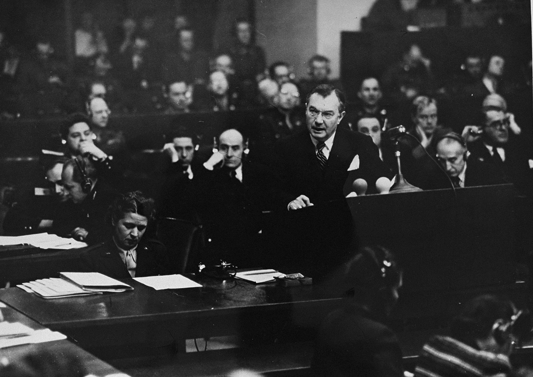 The influence of the nuremberg trials