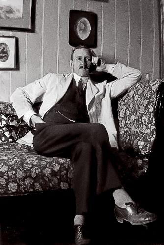 Rafael Karsten in the 1920s