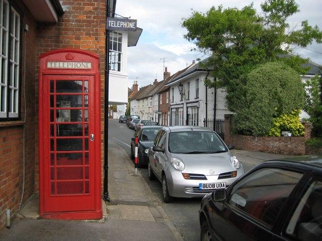 Ramsbury, The High Street - geograph.org.uk - 1409729