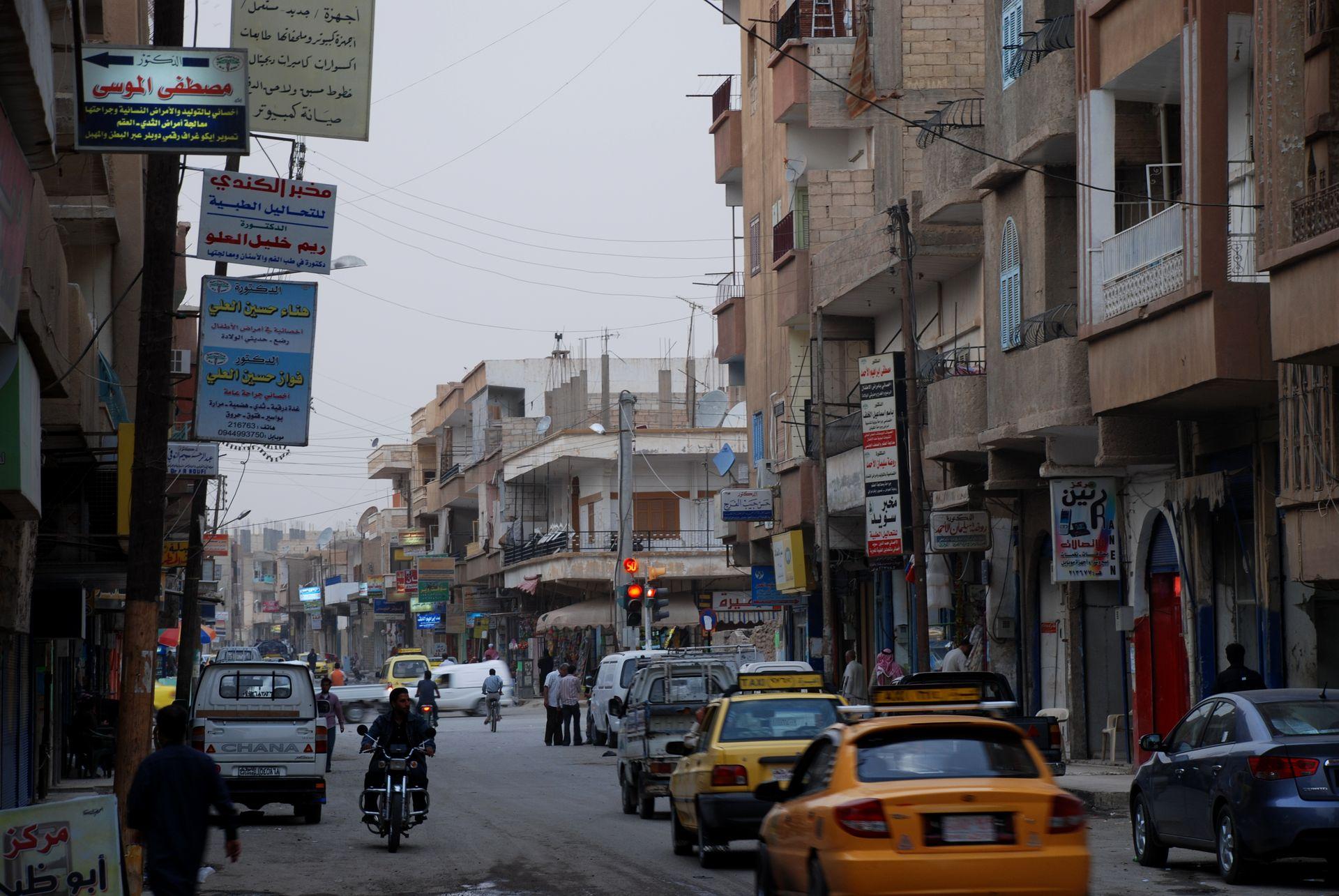 Ar Raqqa Syrien