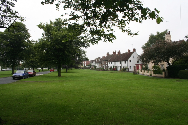 Romanby Village Green - geograph.org.uk - 478133