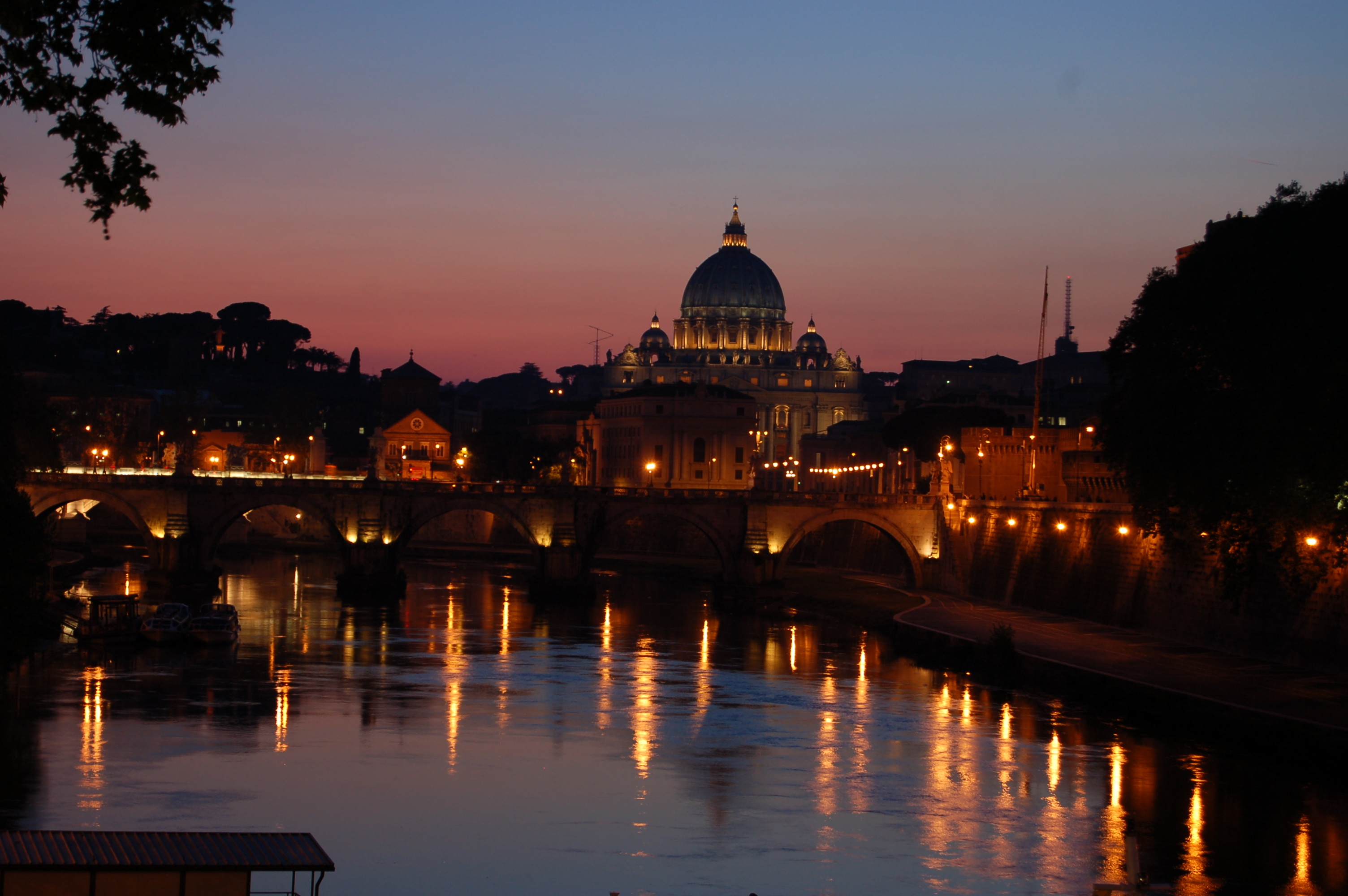 Experiencing Rome at Night