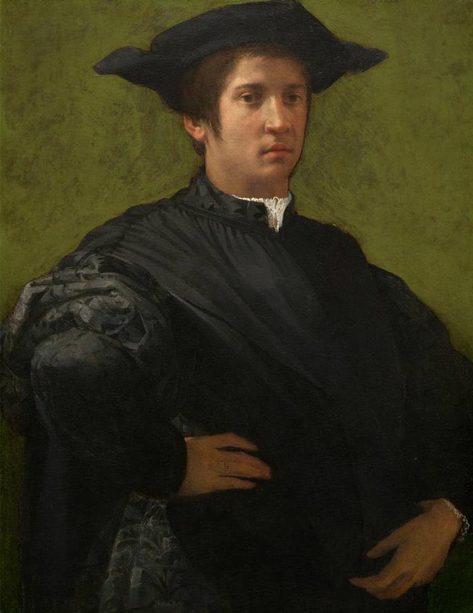 Ritratto di giovane (Rosso Fiorentino) - Wikipedia