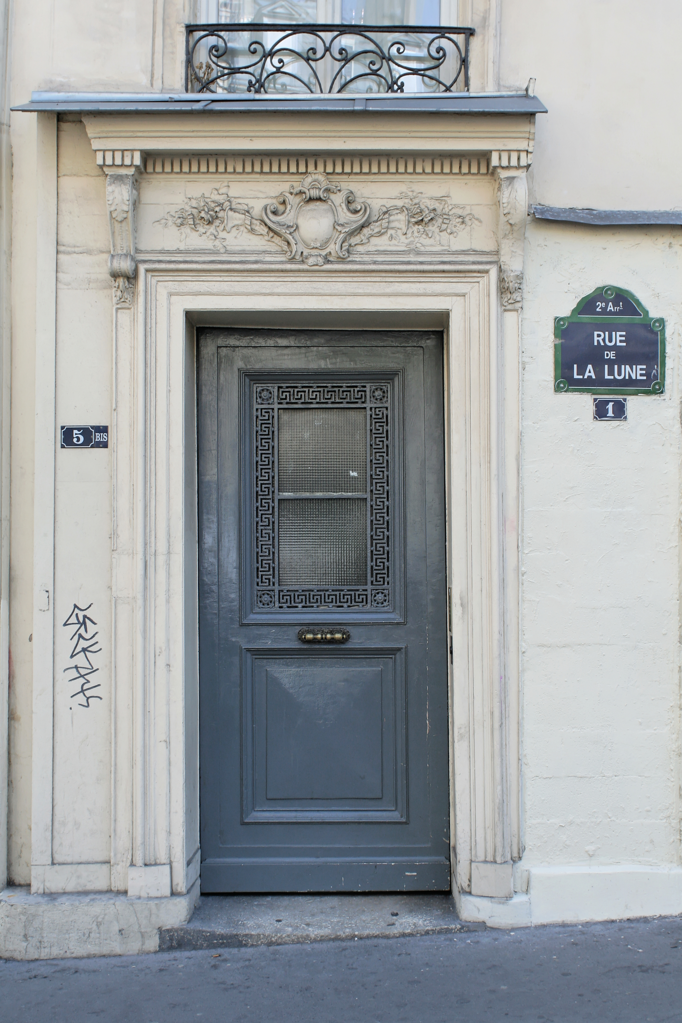 Numero Paris  Bla Caf