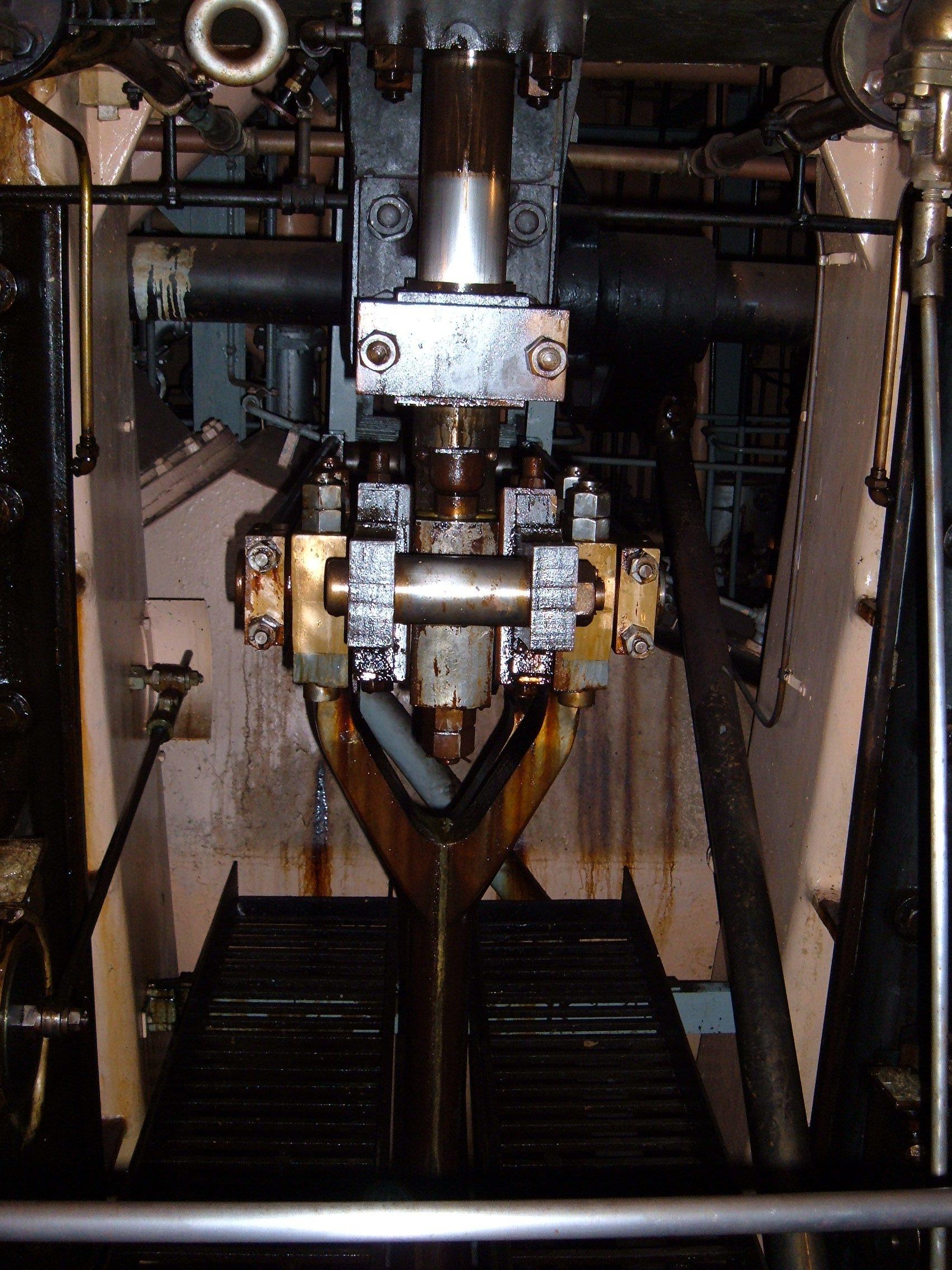 Titanic Engine Room Coal: File:SS Jeremiah O'Brien Engine Room 11.JPG
