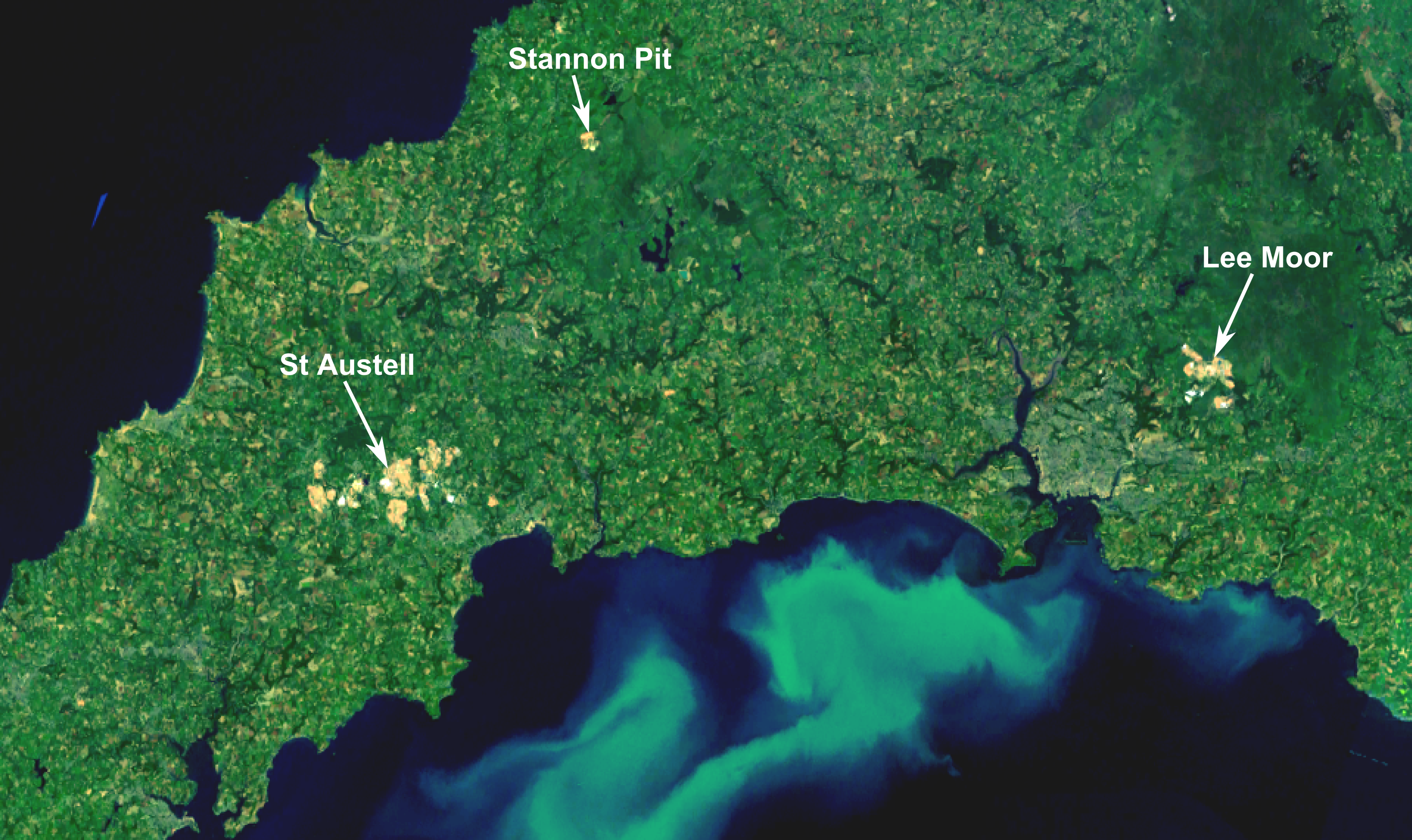Mining in Cornwall and Devon