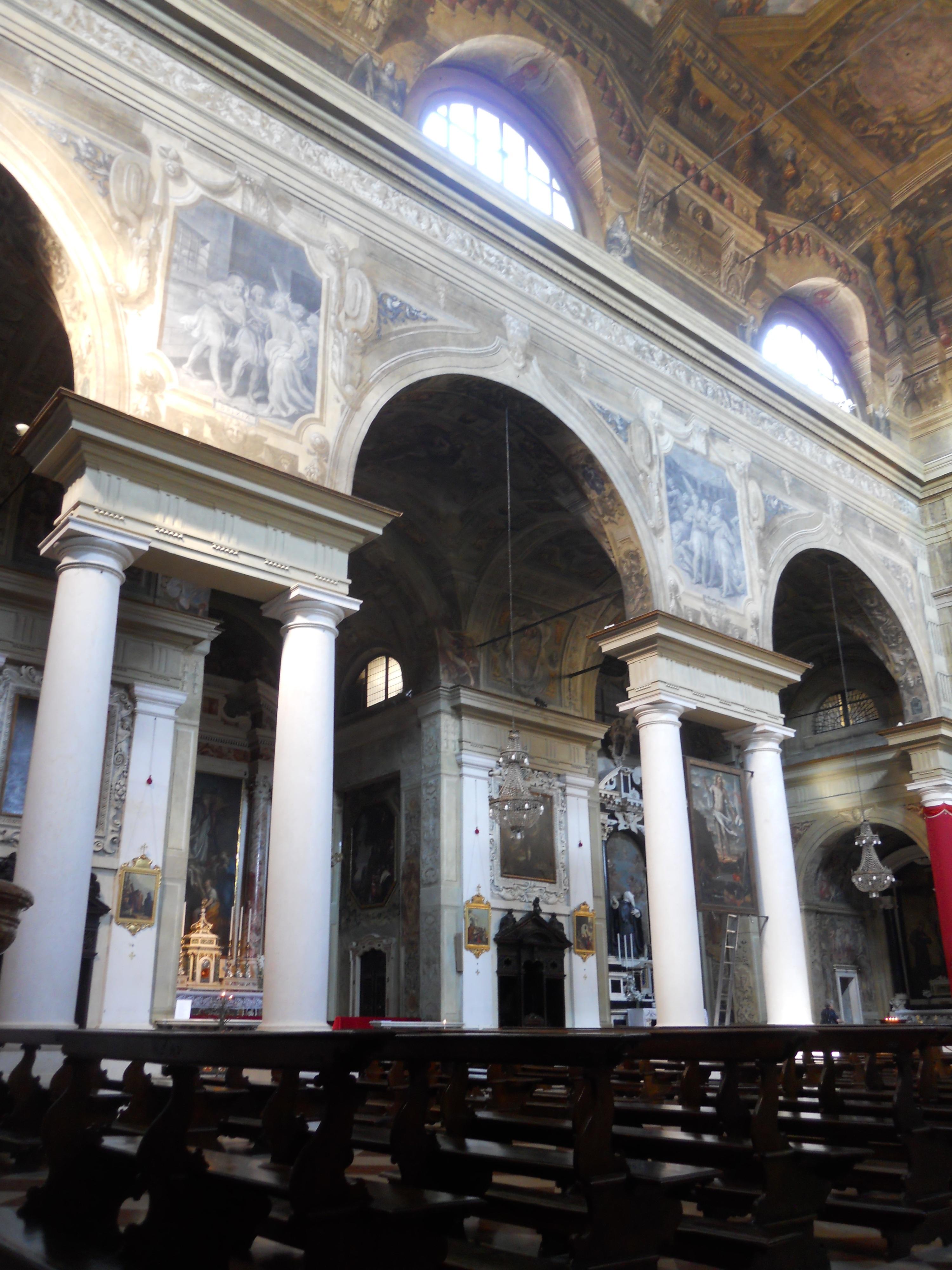 Chiesa dei Santi Faustino e Giovita - Wikipedia