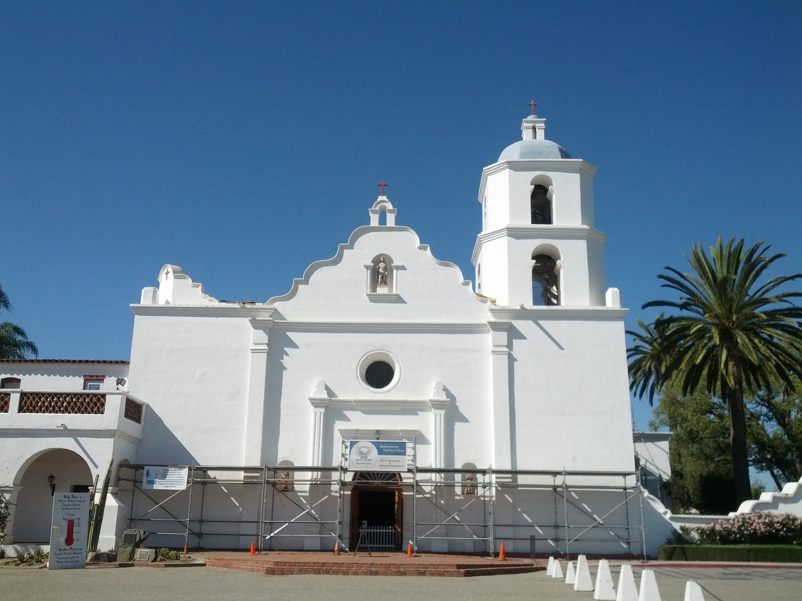 san luis rey catholic single men Men and women, single and bill gave this reflection on the feast of st francis at mission san luis rey parish and is used old mission san luis rey.