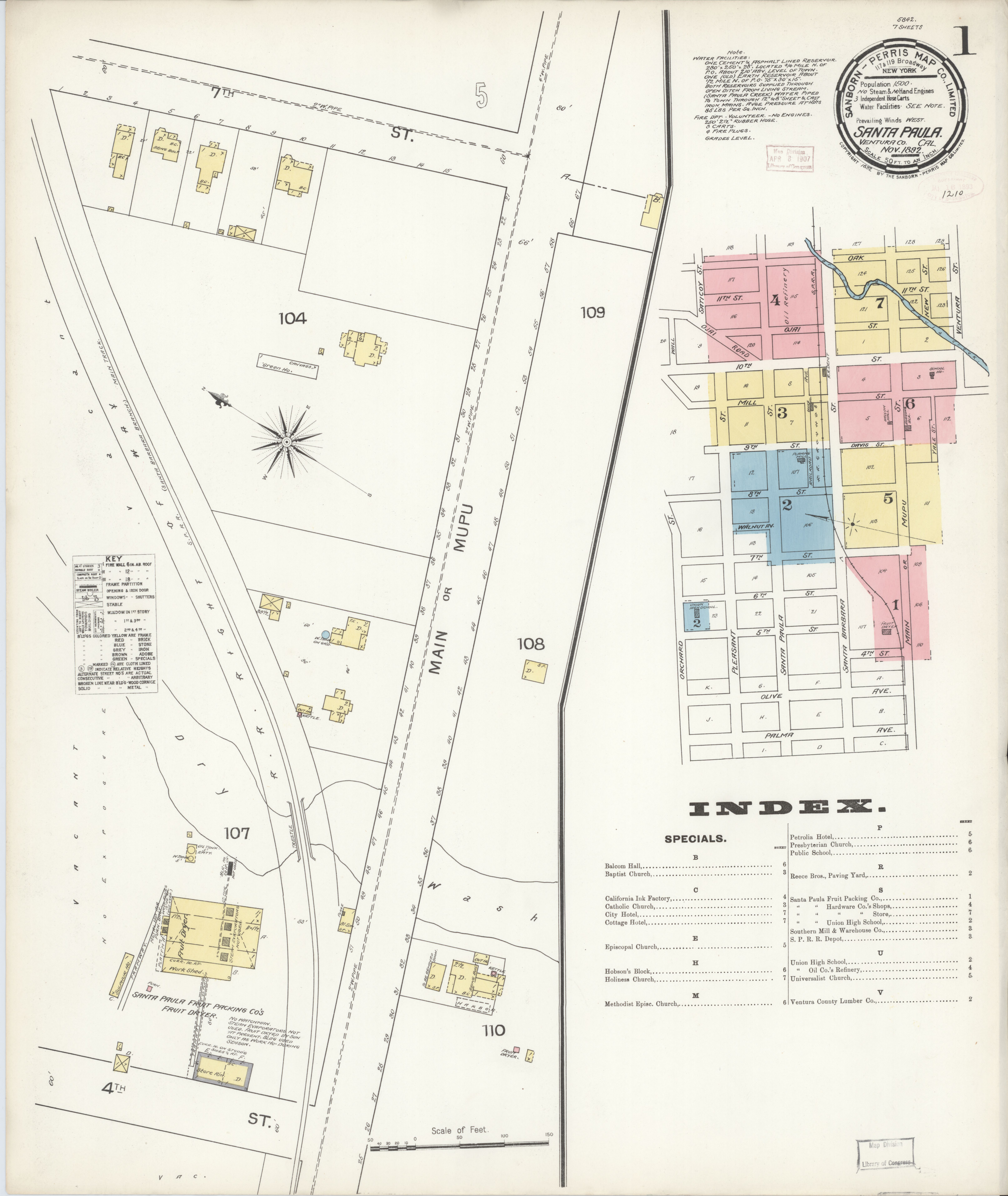File:Sanborn Fire Insurance Map from Santa Paula, Ventura ... on ventura county cities, san francisco street map, downey street map, suffolk county street map, ventura county festivals, ventura restaurant map, ventura county information, orange street map, ventura county home, cerritos street map, palmdale street map, meade county street map, ventura county parcel maps, putnam county street map, santa cruz county street map, los angeles orange county map, placer county street map, madera county street map, national city street map, ventura ca map,