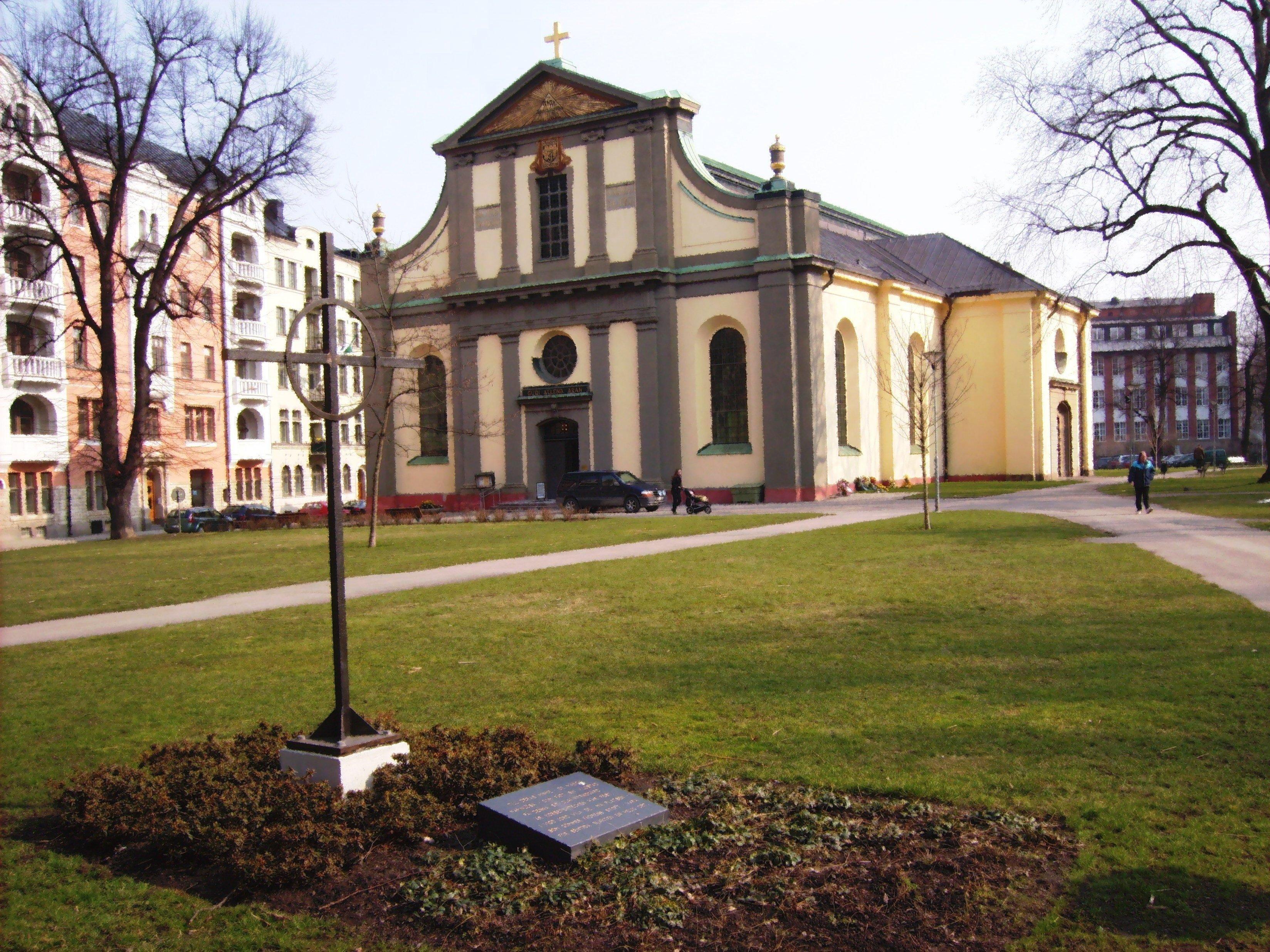 Sankt Olai kyrka Wikipedia