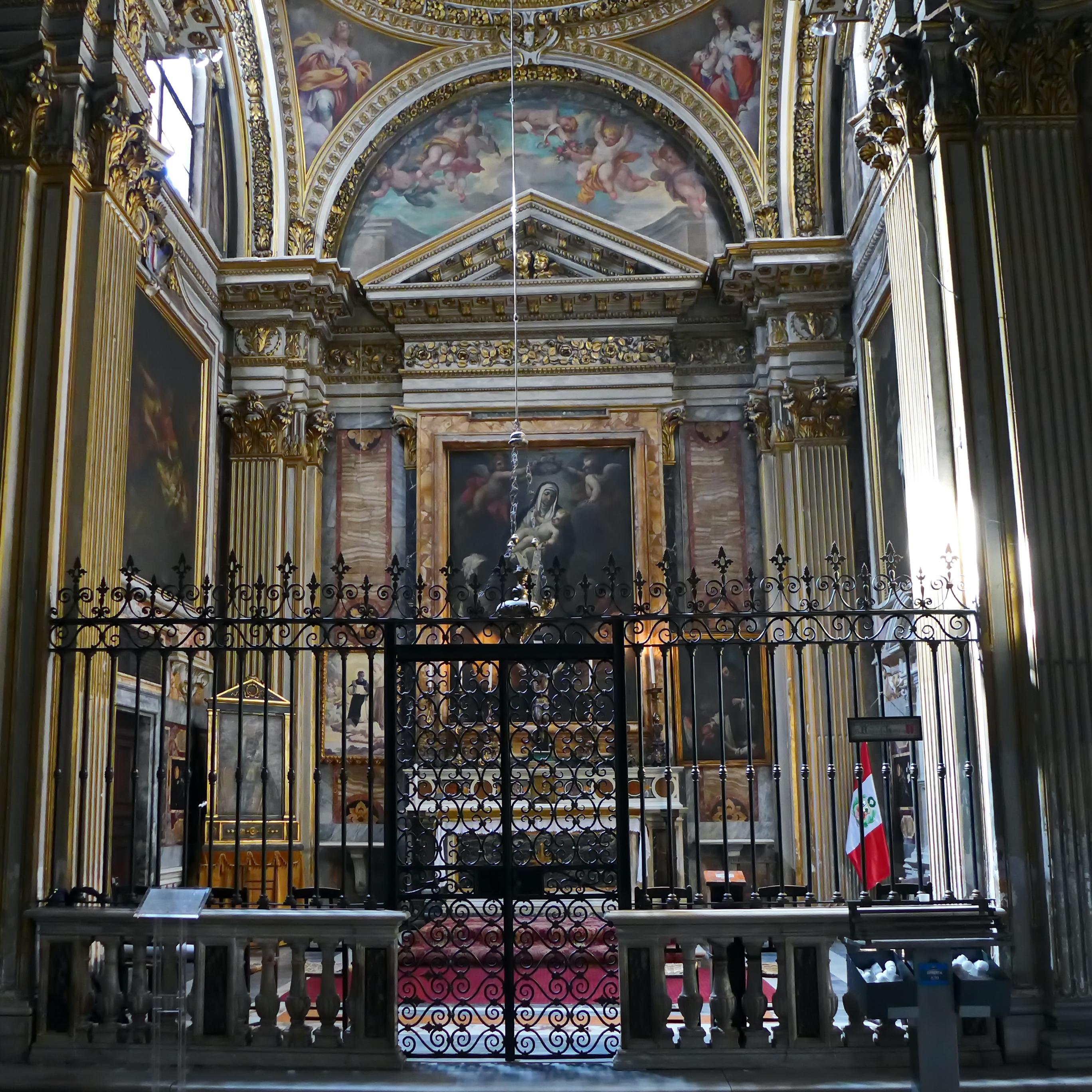 File:Santa Maria sopra Minerva, Cappella Colonna.JPG ...