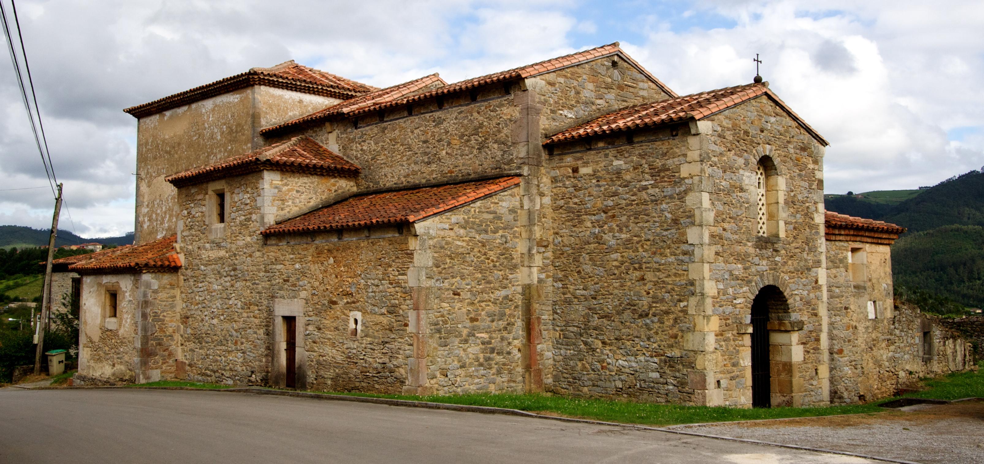 Iglesia de San Juan (Santianes de Pravia) - Wikipedia, la ...