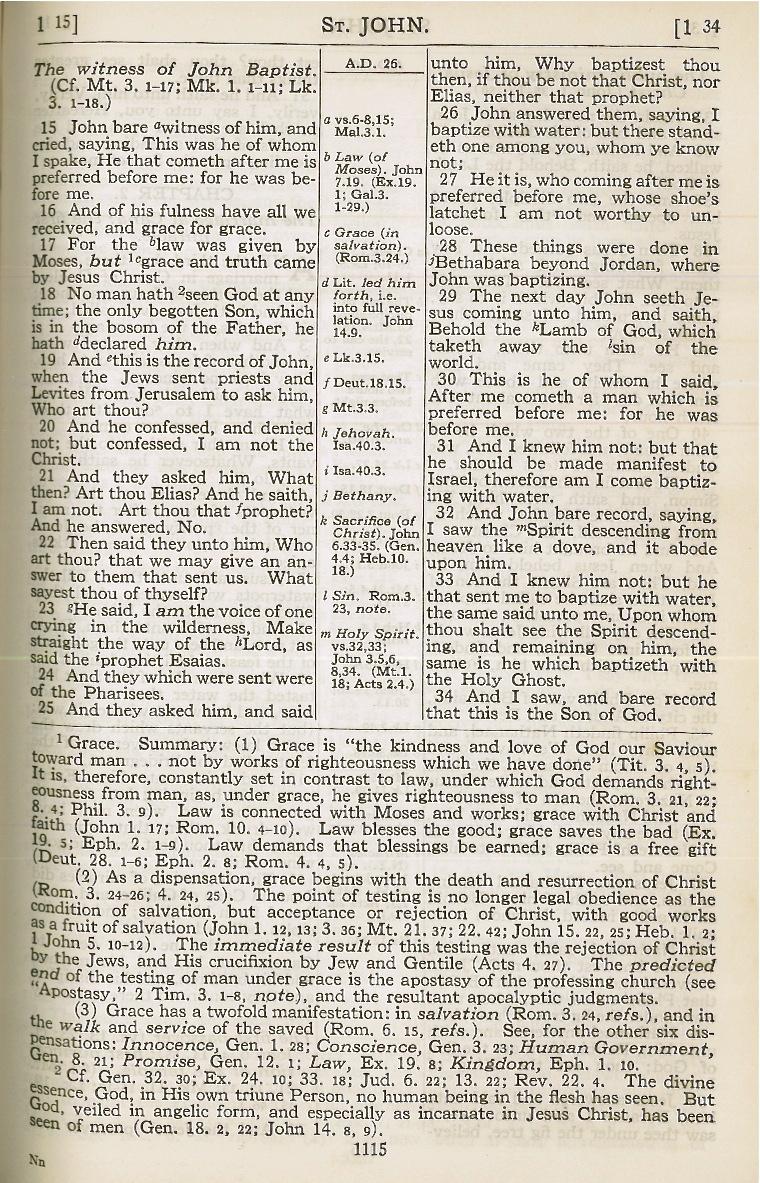 Scofield Reference Bible - Wikiwand