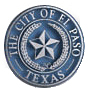 Official seal of Ель-Пасо City of El Paso