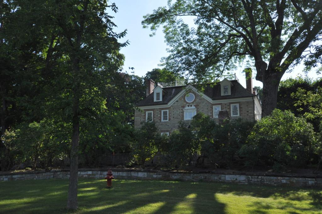 Gov. Smith Homestead - Wikipedia