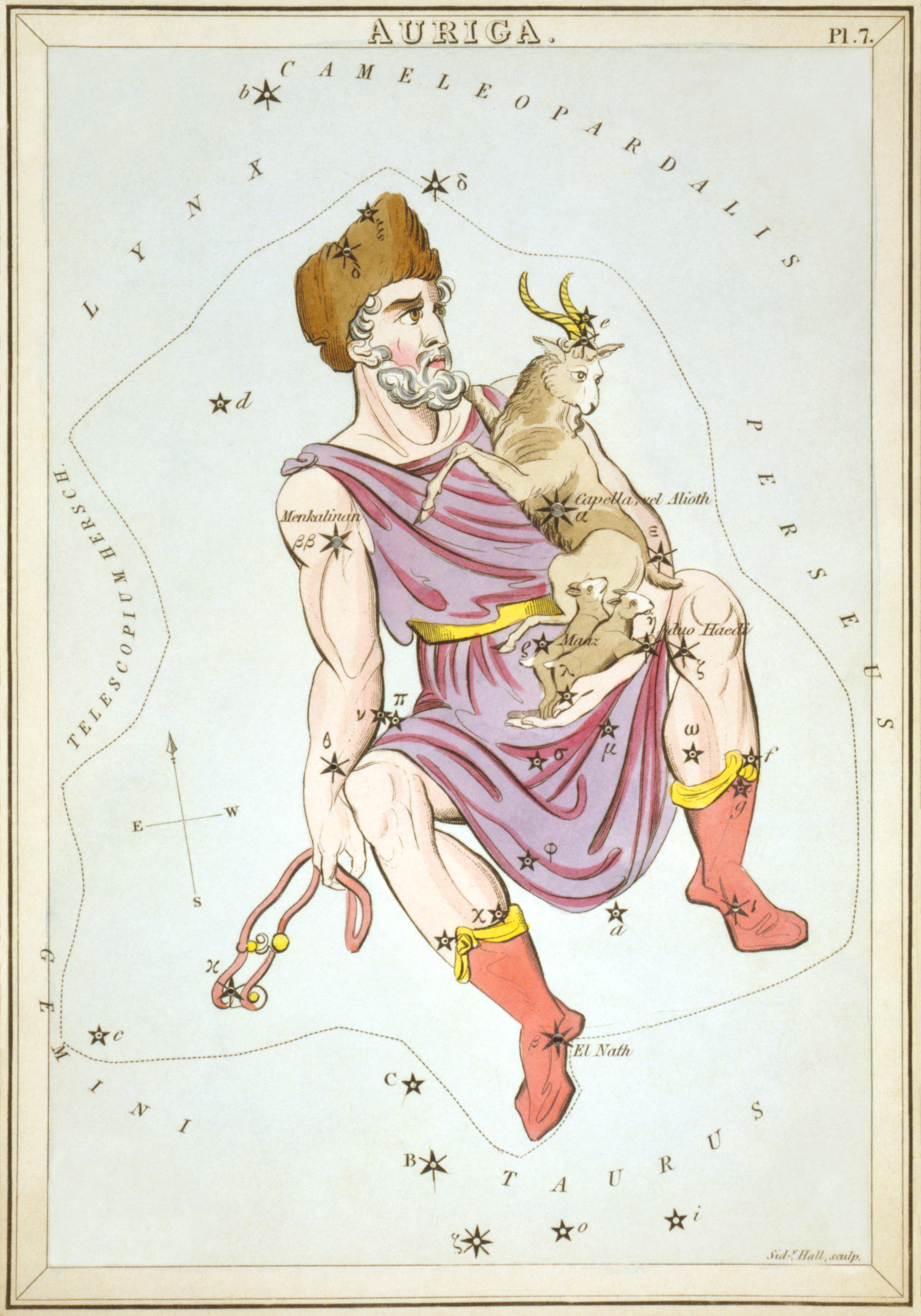 Astrology Sign Compatibility Chart: Auriga (constellation) - Wikipedia,Chart