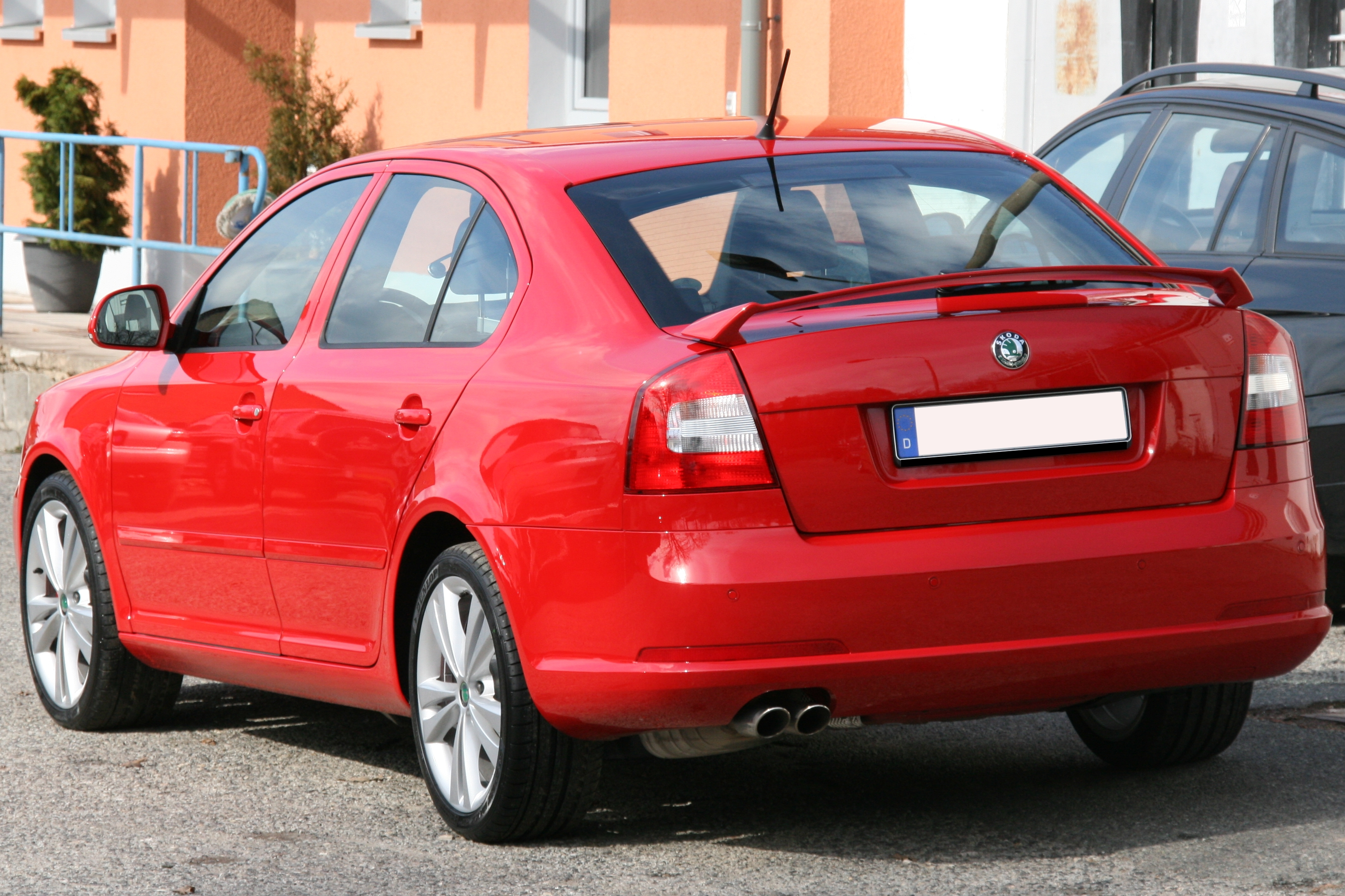 file skoda octavia rs 2011 wikimedia commons. Black Bedroom Furniture Sets. Home Design Ideas