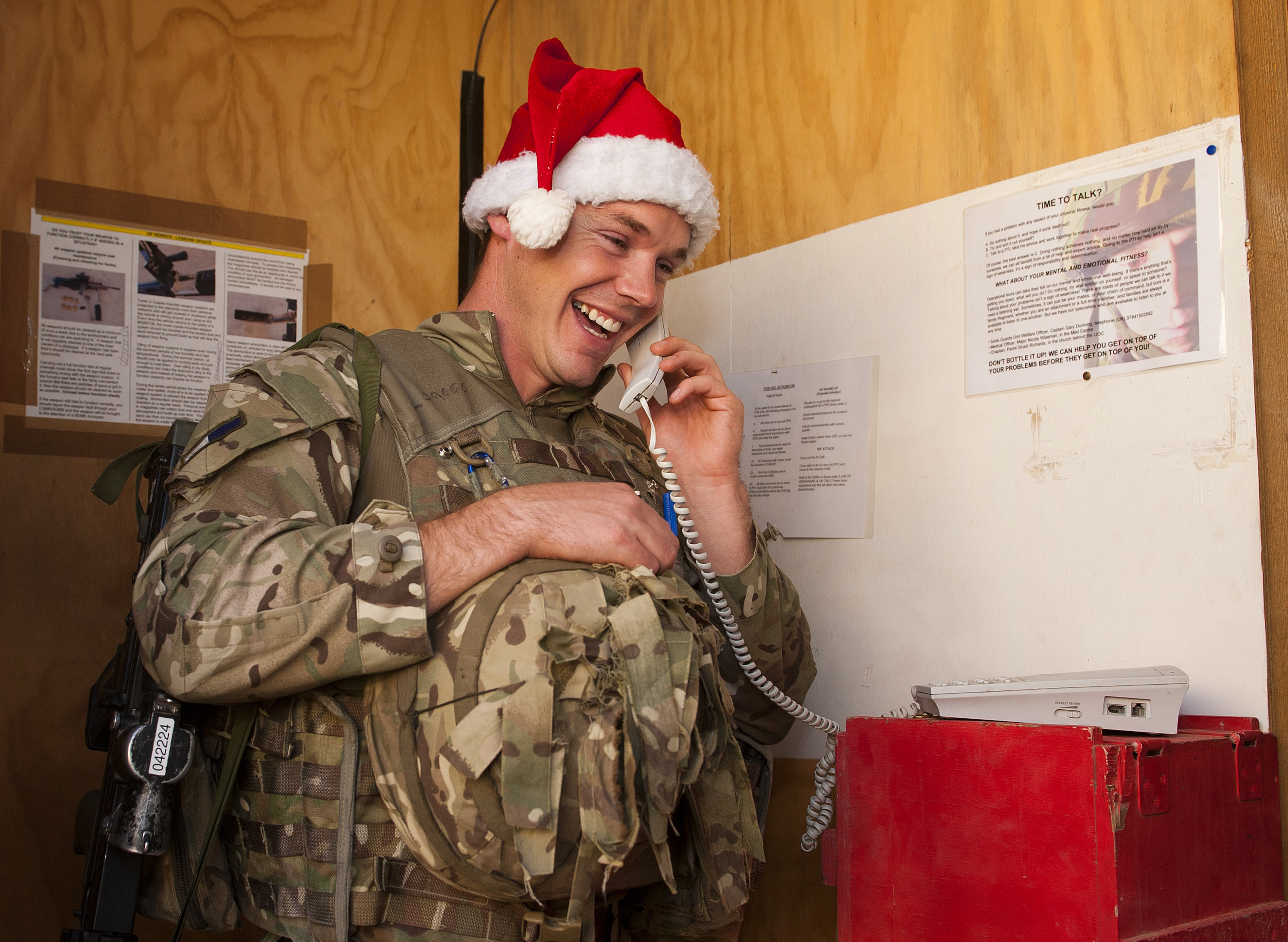 Military Away From Home Christmas Away from Ho...