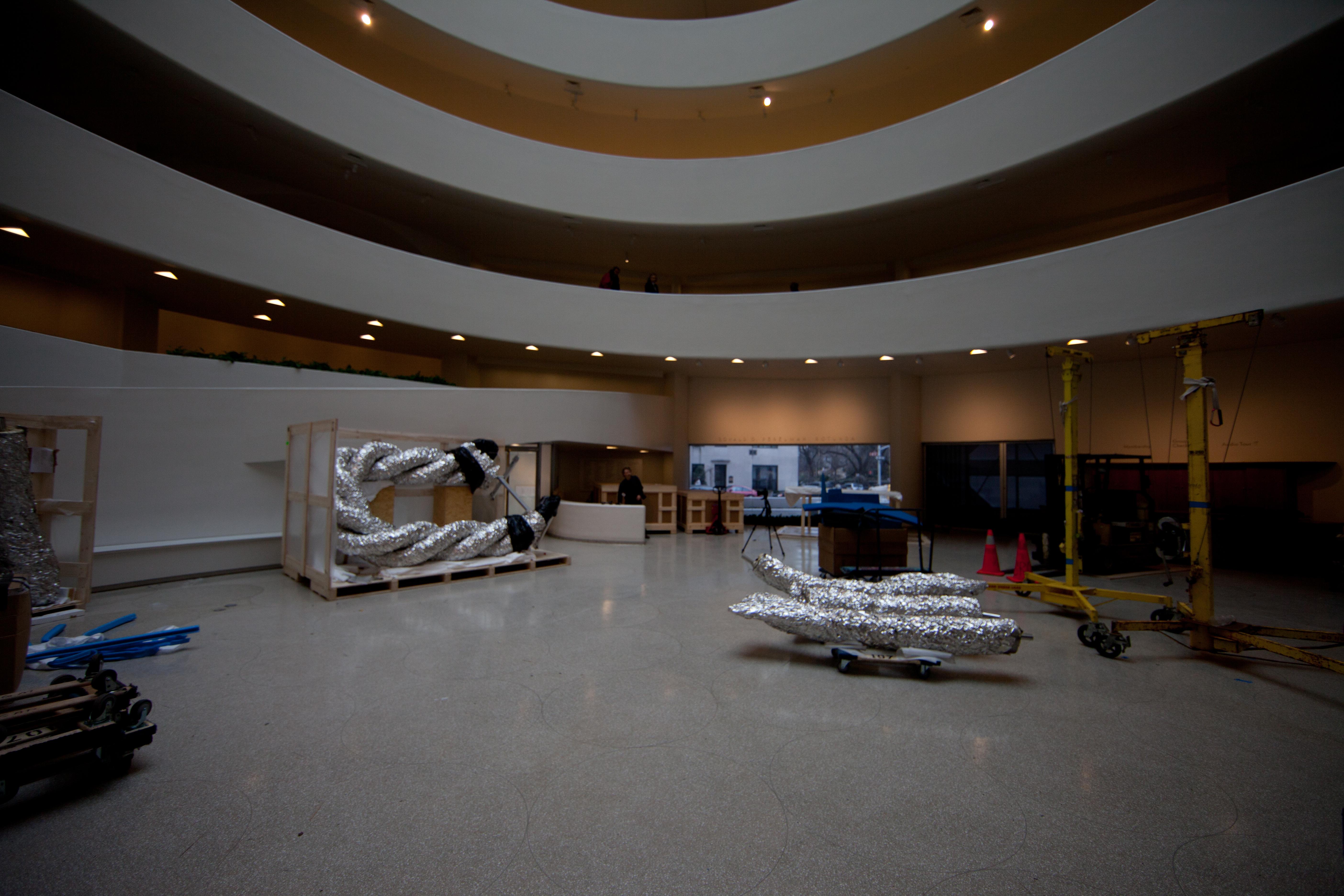 FileSolomon R Guggenheim Museum Interior 1071 Fifth Ave New York