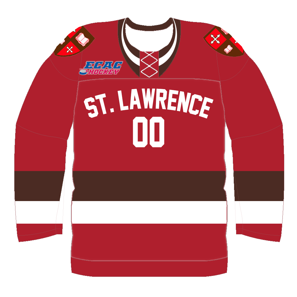 official photos deeaa b8761 St. Lawrence Saints men's ice hockey - Wikipedia