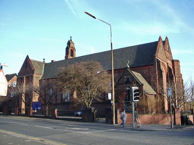St James' Church, Broughton