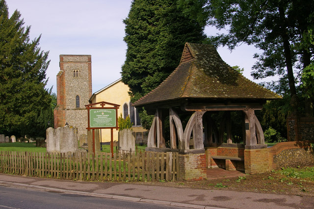 St Katharine's Church, Knockholt - geograph.org.uk - 825342