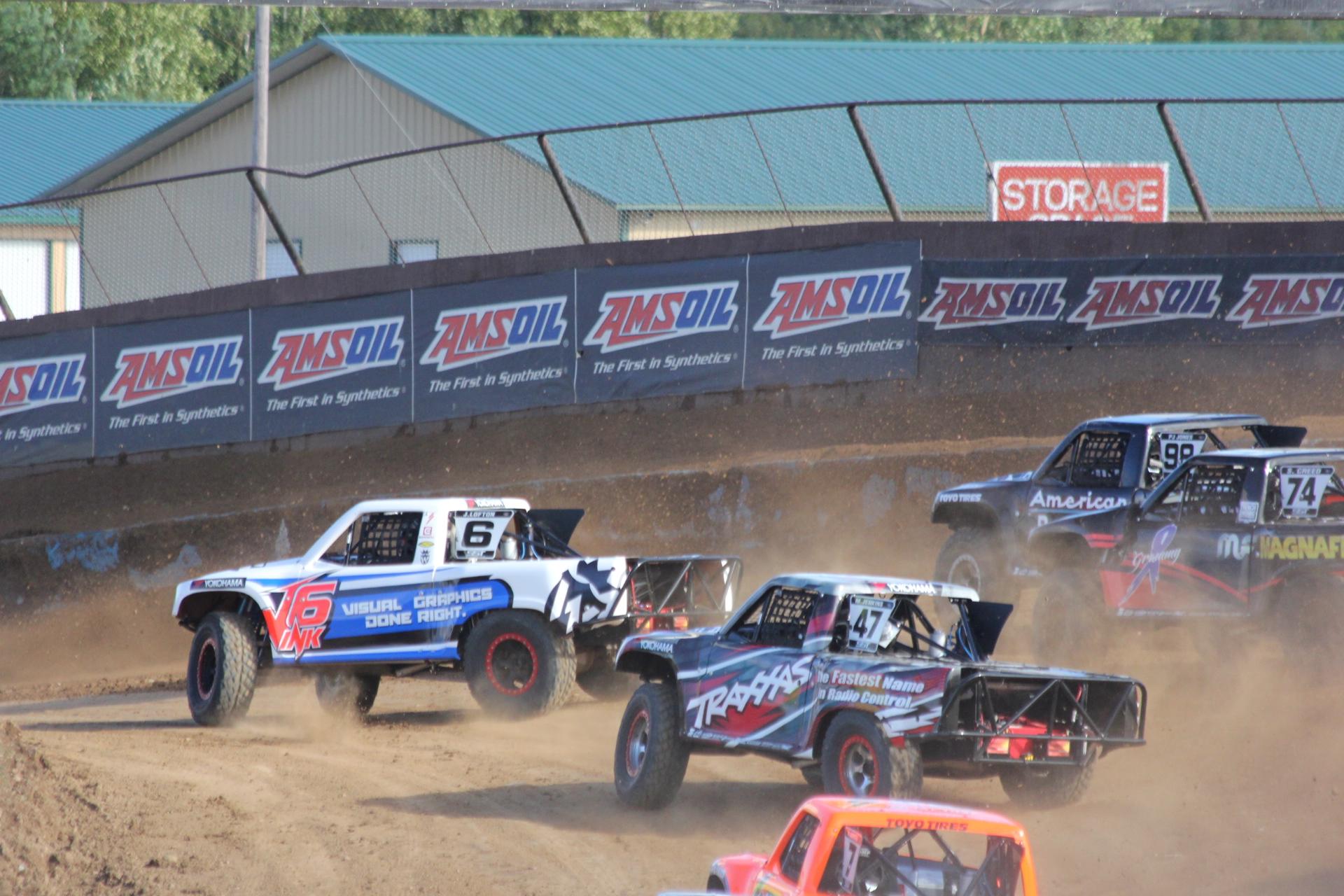 Stadium Super Trucks Crandon 2013 Round 10