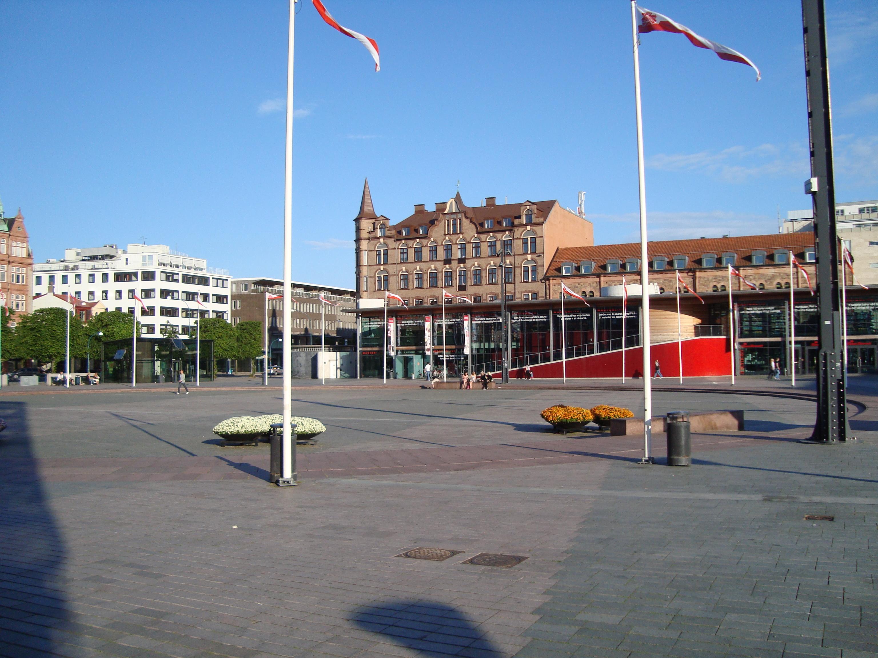 Bild föreställande platsen där konserten äger rum.